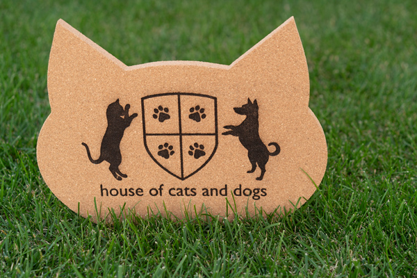 house of cats and dogs laser