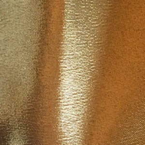 Canvas laminated gold